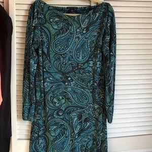 BANANA REPUBLIC Paisley dress 👗